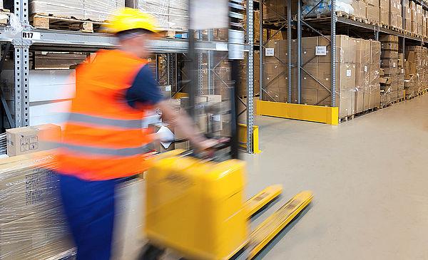 Unternehmen Abteilungen Logistik