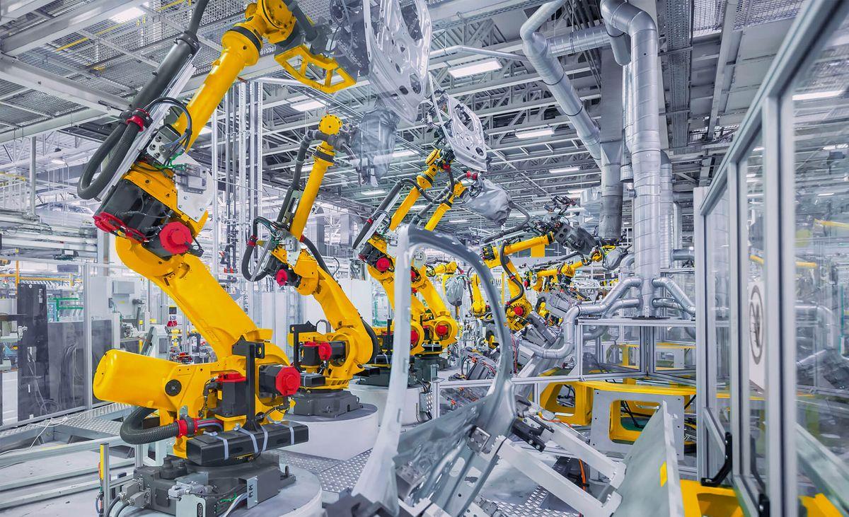 Unternehmen Abteilungen Automatisierungstechnik