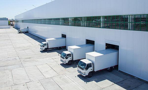 Branchenkompetenz Industrie Beratung und Logistik