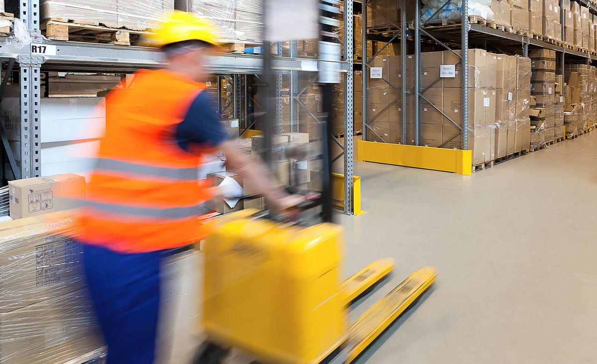 Dienstleistungskompetenz Logistik