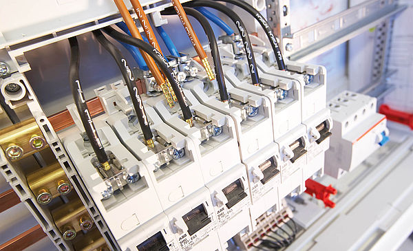 Unternehmen Abteilungen Industrietechnik